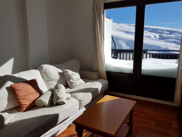 alojamiento siera nevada
