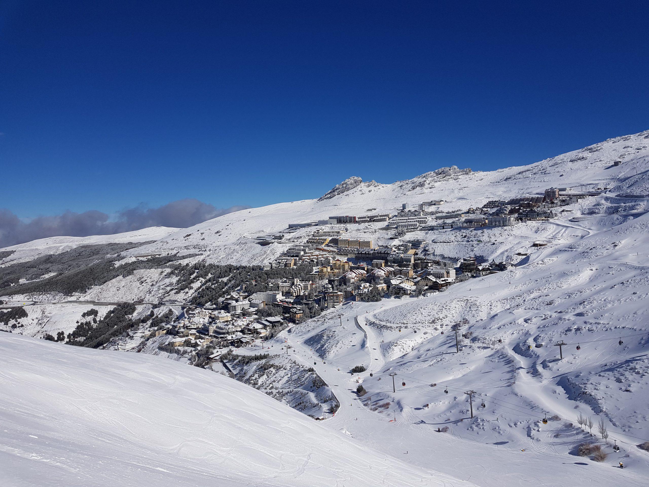 pueblo sierra nevada