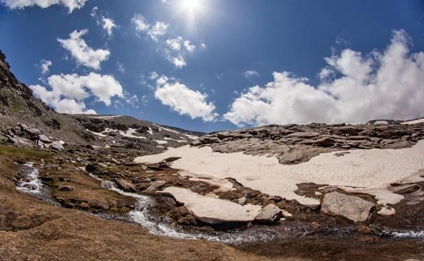 sierra nevada verano